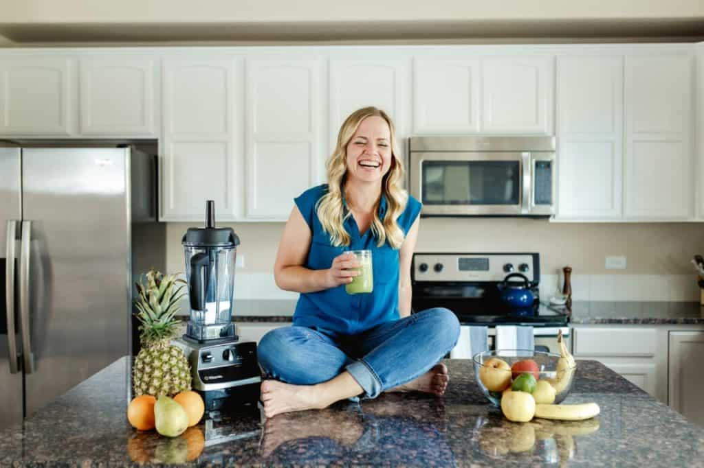 Chelsea Plummer of Mae's Menu -- A Food Blog for Runners and Other Athletes