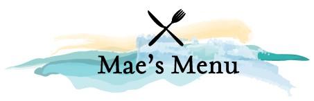 Mae's Menu logo